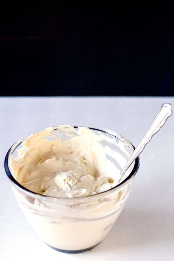 Homemade Non-Dairy Sour Cream That Tastes LEGIT| https://eatwithinyourmeans.com