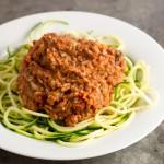Vegetable Bolognese