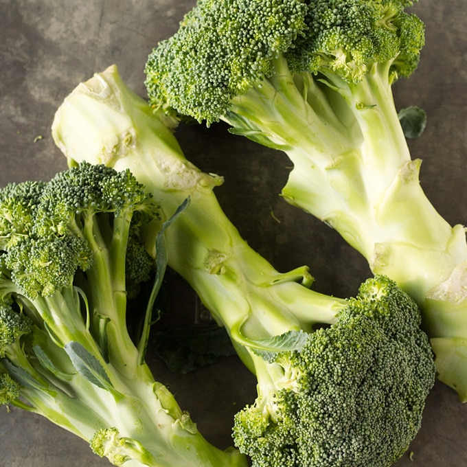 A to Z Ingredients: Broccoli | http://eatwithinyourmeans.com