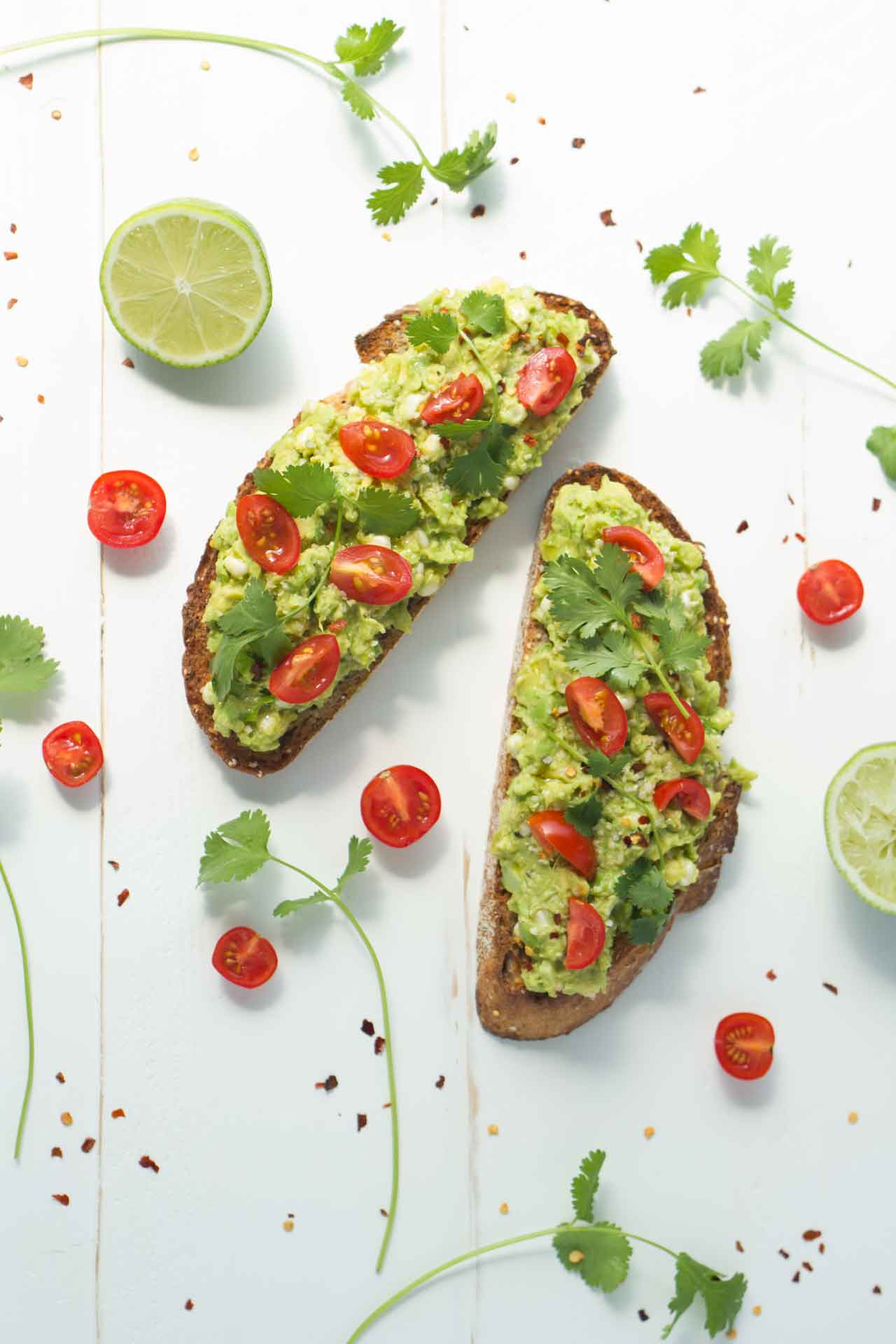 The Best Avocado Toast | http://eatwithinyourmeans.com