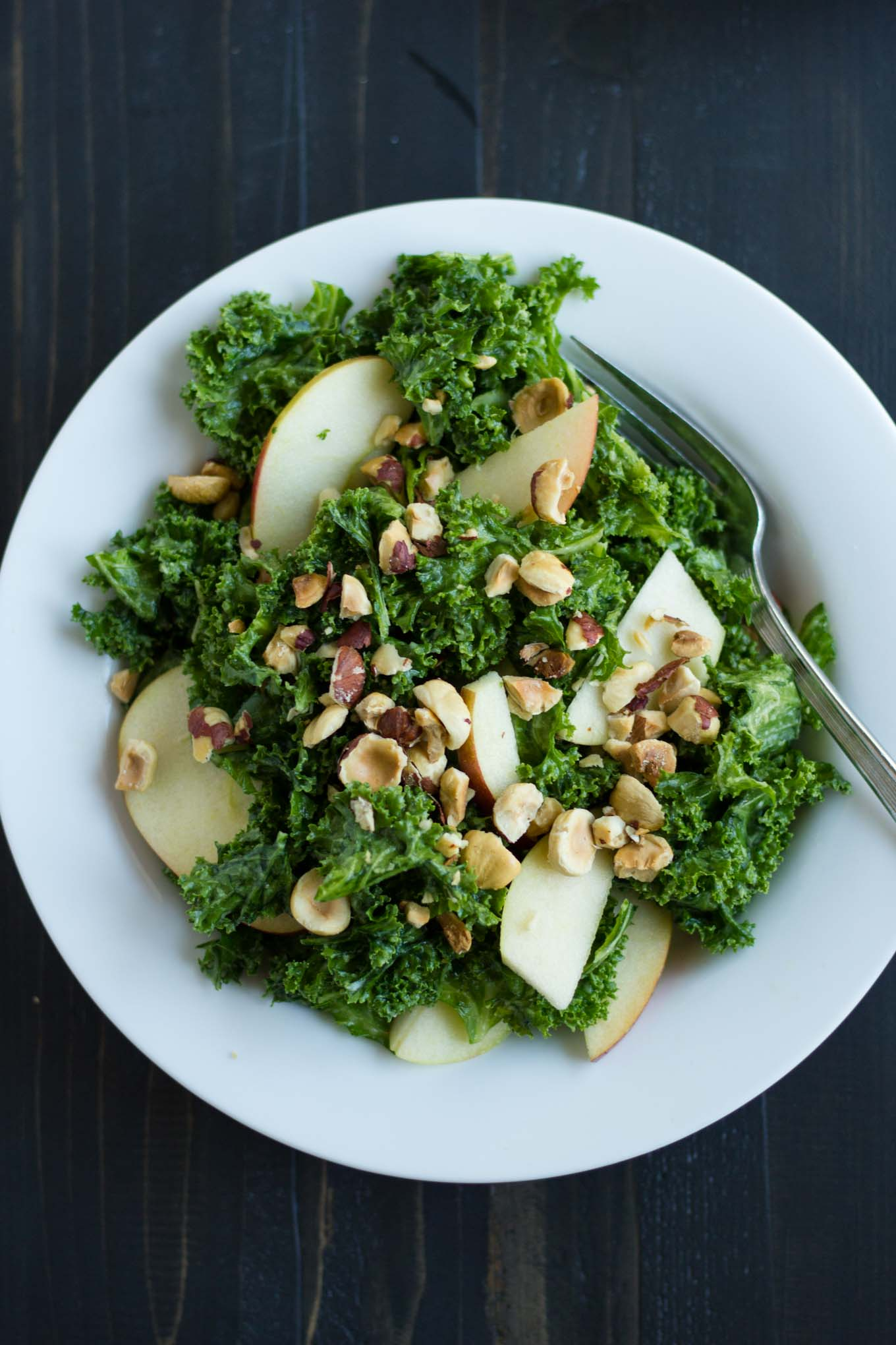 Simple Kale Salad