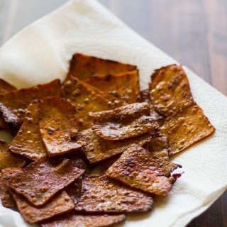 Easy Tofu Bacon