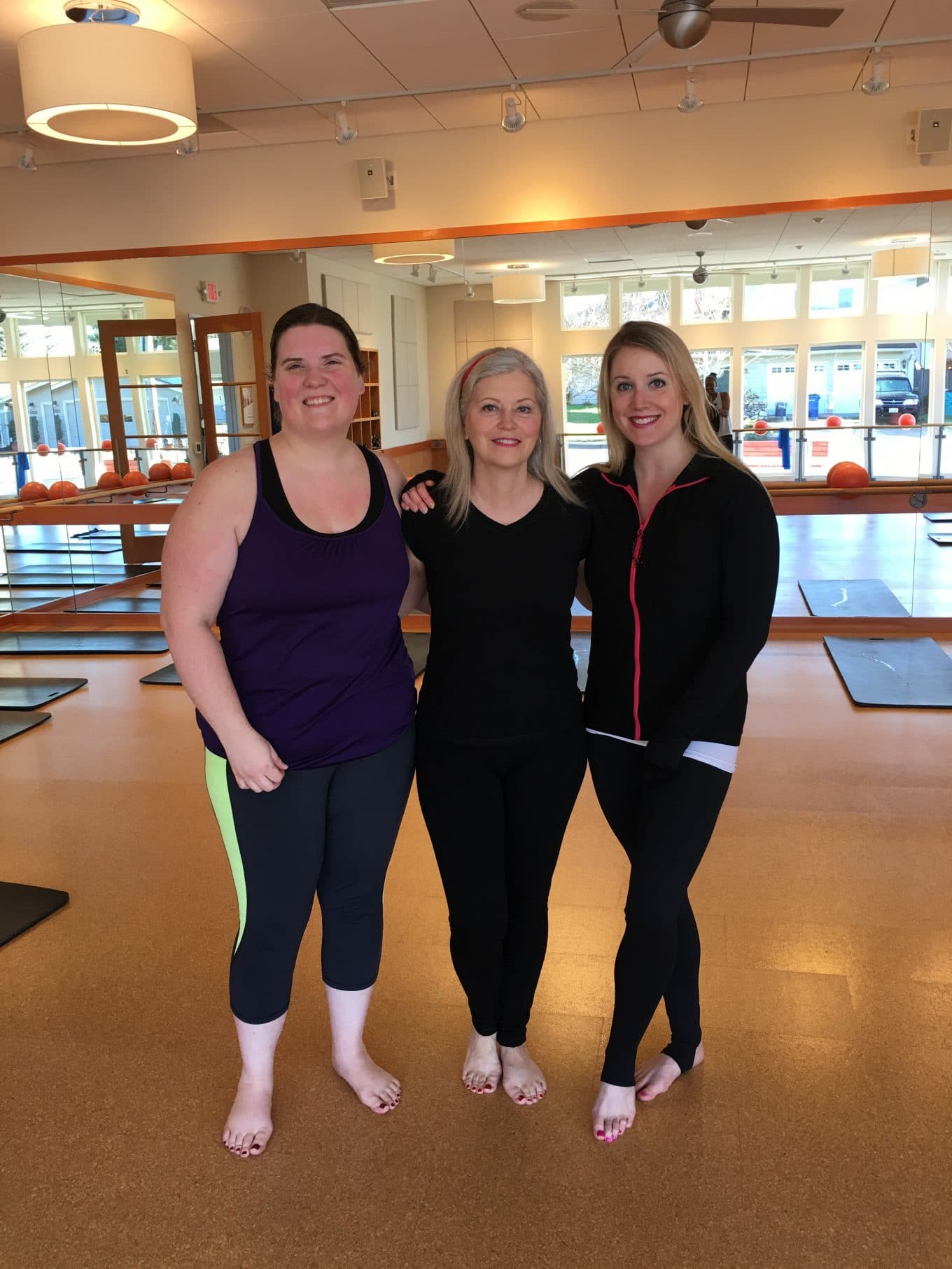 My Barre3 Journey + Less of Beth Update