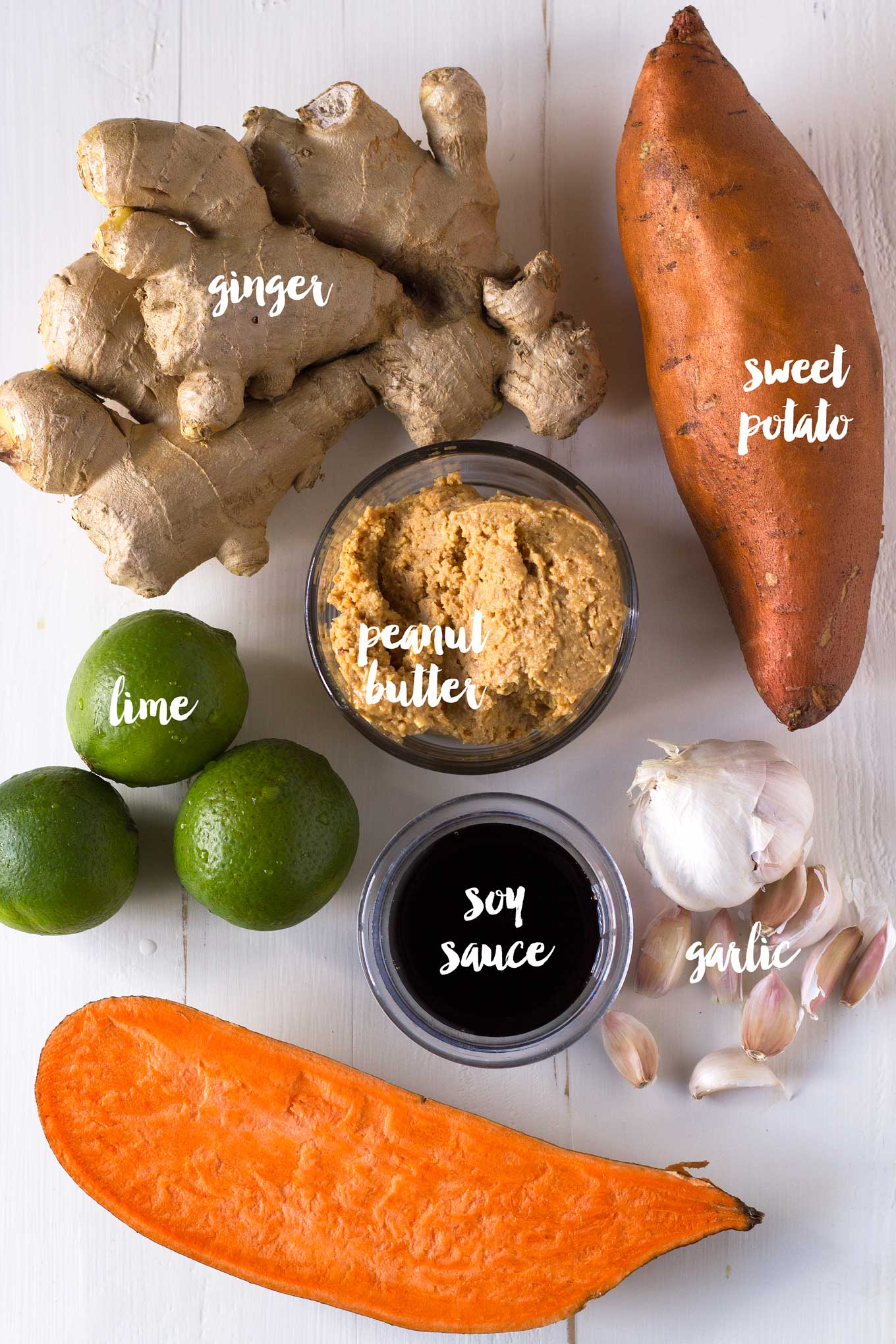 Sneak some fiber and veggies into a sweet and savory sweet potato peanut sauce! Oil-free, vegan, gluten-free, full of flavor! | https://eatwithinyourmeans.com