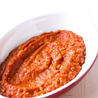 Protein-Packed Marinara Sauce (V/GF)