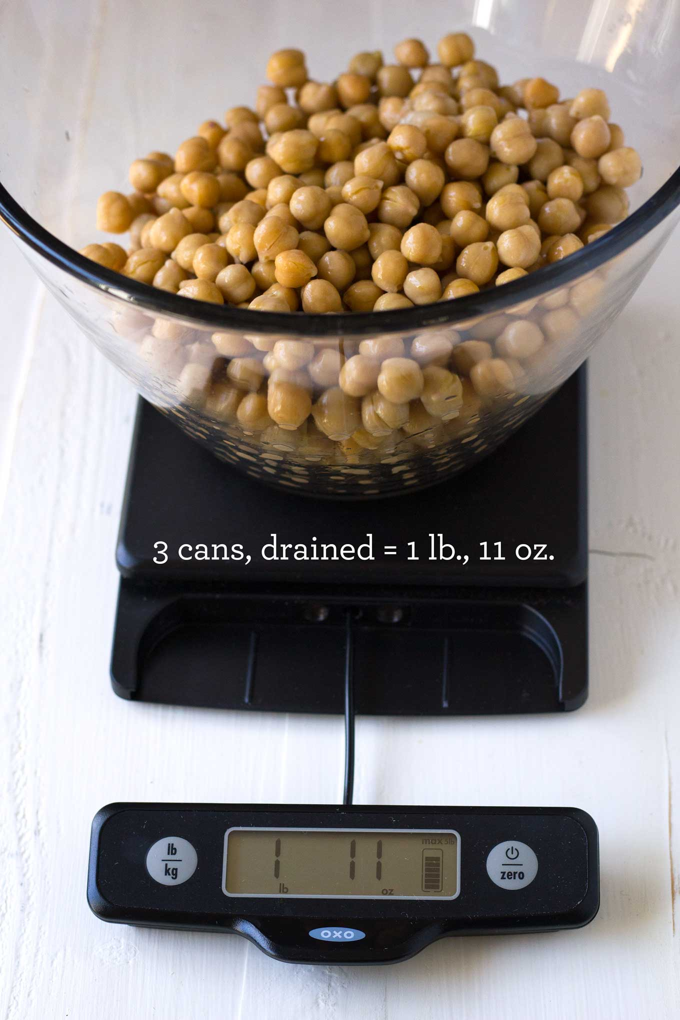 How to Cook Chickpeas in an Instant Pot and Save Money | https://eatwithinyourmeans.com