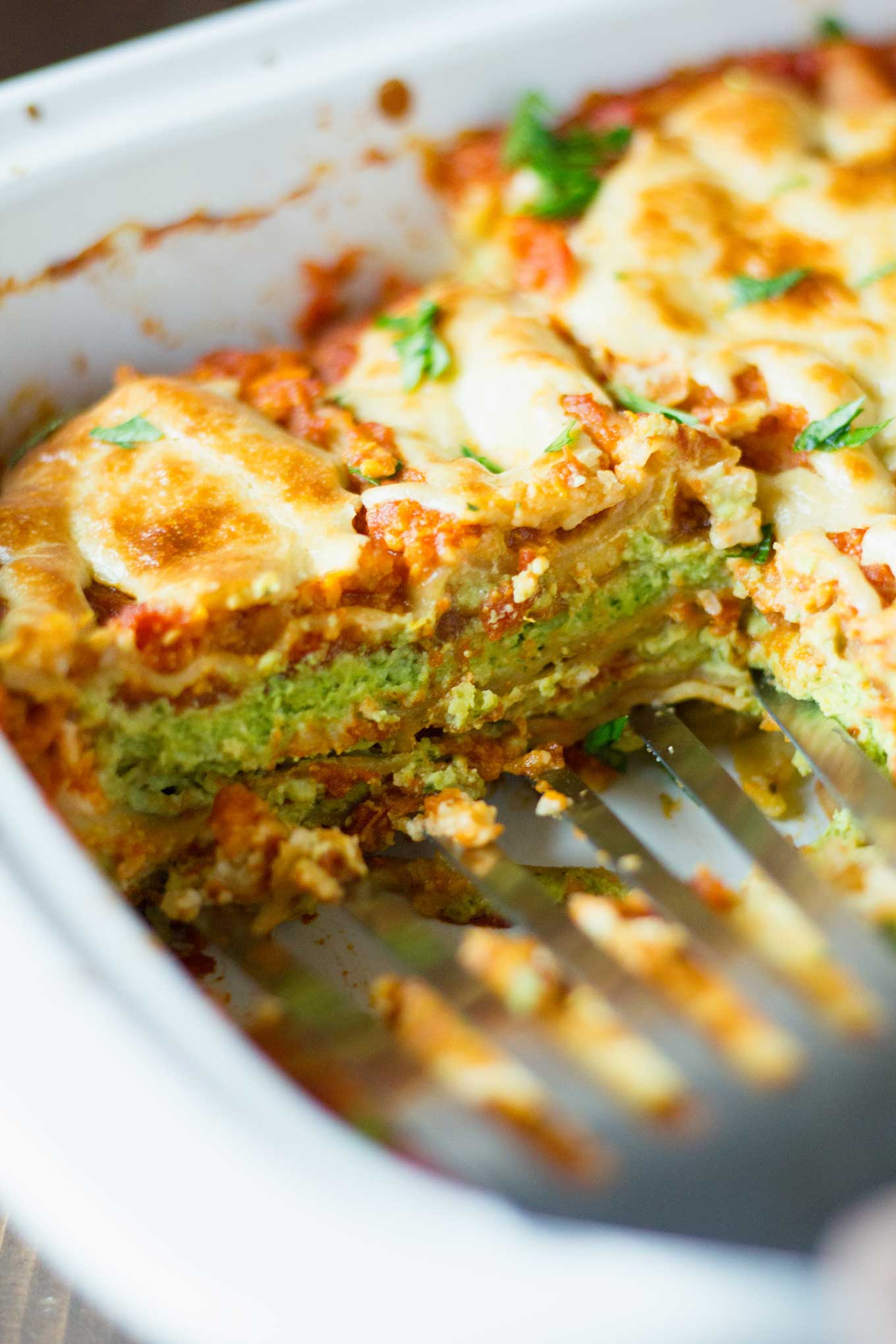 recipe: vegan lasagna recipe [4]