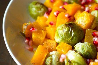Fall Roasted Vegetables