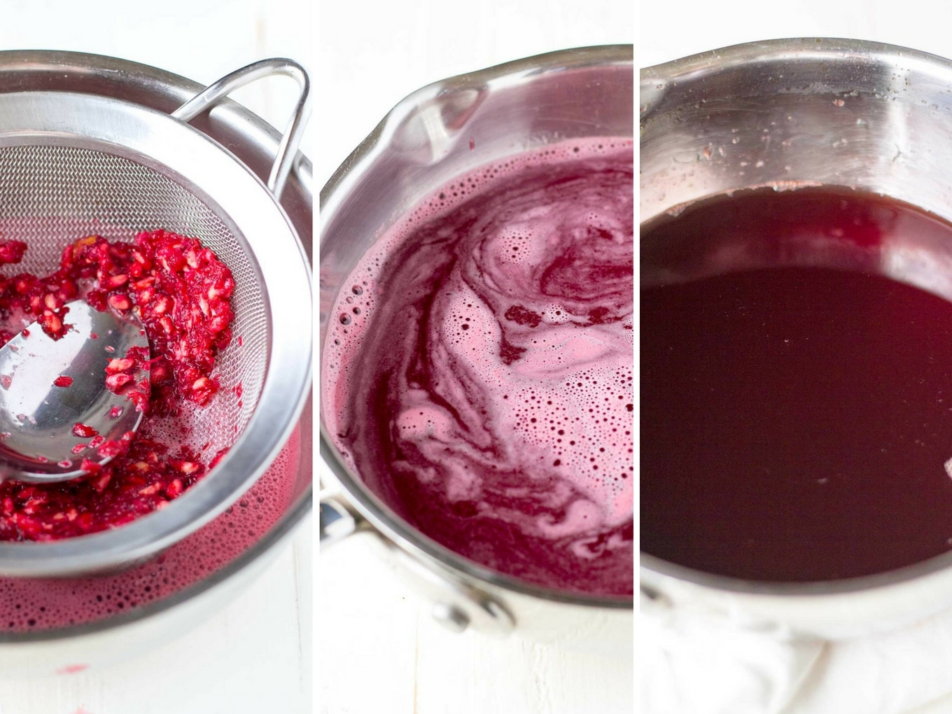 How to Make Pomegranate Syrup | Vegan, Oil-free, amazingly delicious! | http://eatwithinyourmeans.com
