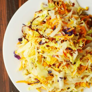 Roasted Winter Slaw