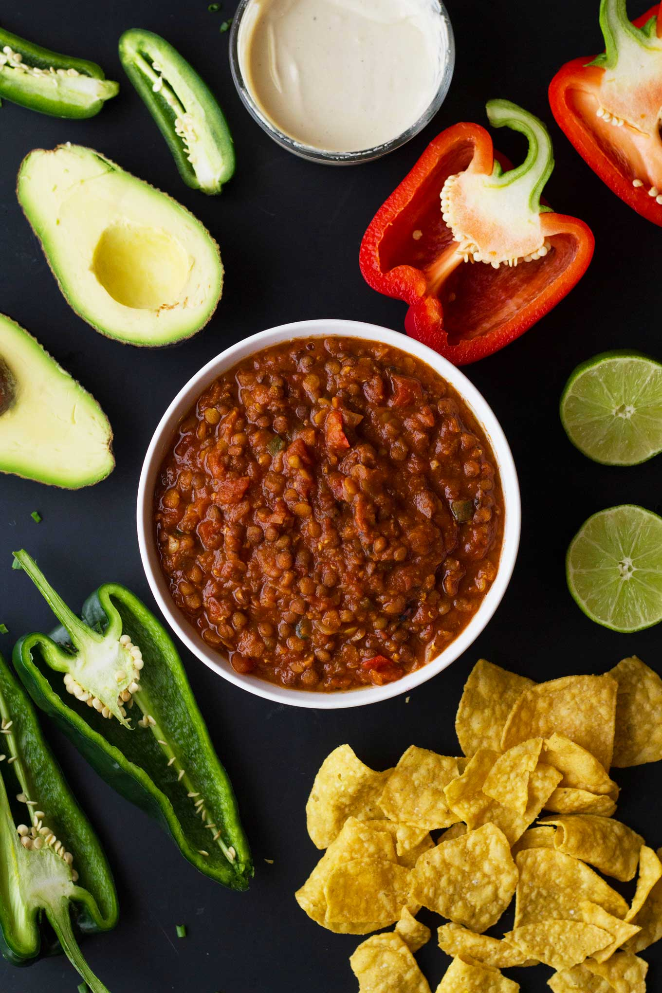 Pressure Cooker Vegan Chili | Instant Pot Vegan Chili | Plant-based Chili | Healthy Chili | http://www.eatwithinyourmeans.com/