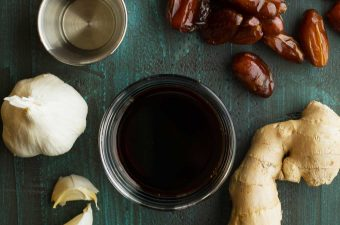Date-Sweetened Teriyaki Sauce