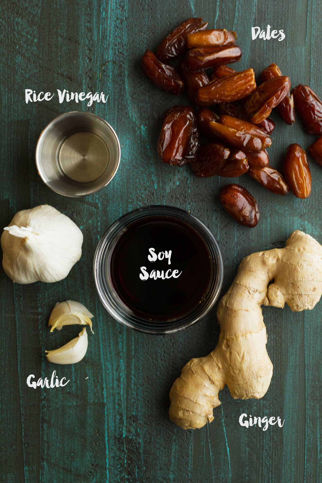 Date-Sweetened Teriyaki Sauce | Sugar-free | Vegan | Plant-based | Oil-Free | Gluten-Free | http://www.eatwithinyourmeans.com/