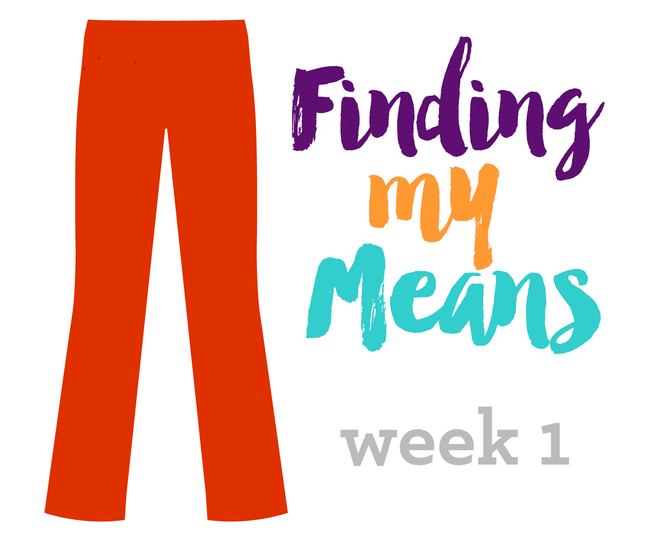 Finding My Means, Week 1 | Weight Loss | http://www.eatwithinyourmeans.com/