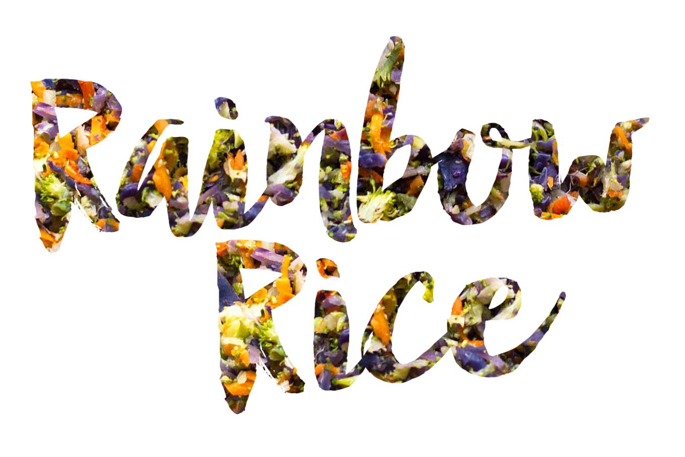"Rainbow ""Rice"" 