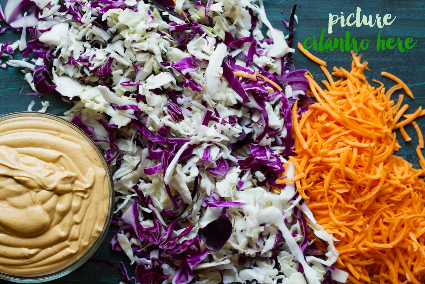 Vegan Southwestern Coleslaw | Vegan | Plant-Based | Oil-Free | Spicy | Chipotle | Coleslaw | http://www.eatwithinyourmeans.com/