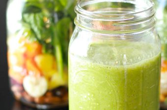 Perfect Green Smoothie