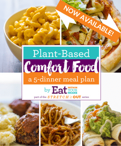 Plant-Based Comfort Food Meal Plan