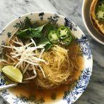 Spaghetti Squash Vegan Pho